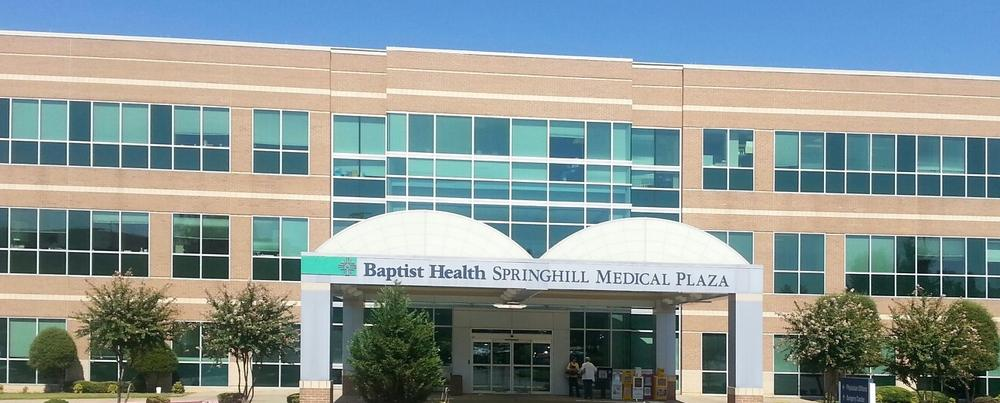 Hybrent purchasing software helps Springhill Surgical Center